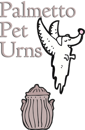Palmetto Pet Urns